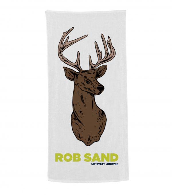 Buck Beach Towel