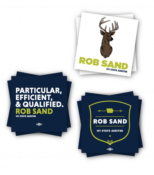 Three Sticker Set
